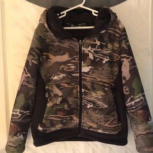 Fleece lined hoodie (warm)